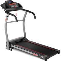 FITFIU Fitness MC-100 - Tapis roulant pieghevole, velocità fino a 10km/h, inclinazione manuale, superficie di corsa 31x102cm, potenza 900w, display LED, ideale per camminare, peso massimo 120kg