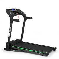 Diadora Fitness Trim 4.2 2Hp Tapis Roulant, 18 km/h, Inclinazione Elettrica, Esclusiva Amazon