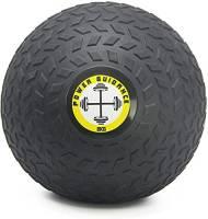 POWER GUIDANCE - Palla Slam Wall Ball Palla Medica con Superficie Strutturata di Facile Presa e Un Rivestimento in Gomma Ultra Durevole, 8kg