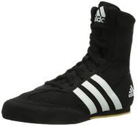 Adidas, Scarpe da boxe Box Hog 2, Nero, 45 1/3 EU (10.5 UK)