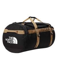 The North Face Gilman Duffel Bag - Black/British Khaki, L