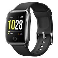 Willful Smartwatch Orologio Fitness Uomo Donna Smart Watch Android iOS Contapassi Cardiofrequenzimetro da polso Orologio Sportivo Conta Calorie Activity Tracker Impermeabile IP68 con Cronometro ECG