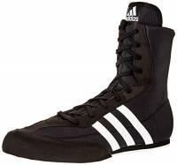 adidas Box Hog 2, Scarpe da Ginnastica Uomo, Core Black/Ftwr White/Core Black, 43 1/3 EU