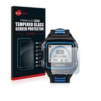 savvies Pellicola Vetro Temperato Compatibile con Garmin Forerunner 920XT Protezione, Schermo Protettivo, Glass Durezza 9H
