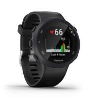 Garmin Forerunner 45, Orologio Smart GPS per la Corsa e Altri Sport Unisex, iPhone/Android, Nero, 42 mm