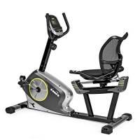 Diadora Vega Comfort, Cyclette Recumbent Unisex Adulto, Argento,