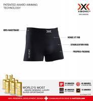 X-Bionic Invent, Boxer Shorts Uomo, Opal Black/Artic White, M