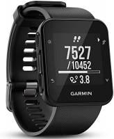 Garmin Forerunner 35 GPS Running Watch con Sensore Cardio al Polso, Connettività Smart e Monitoraggio Attività Quotidiana, iPhone/Android, Nero
