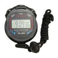 Sport Cronometro, digitale a cristalli liquidi portatile del cronografo Contatore timer Cronometro Allarme - OUTERDO