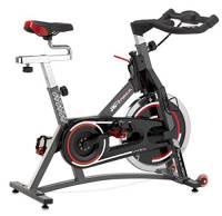 JK Fitness 4150  Spin Bike Trasmissione a Cinghia, Grigio/Nero