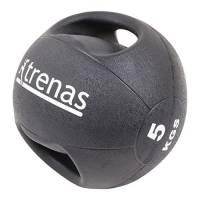 trenas - Palla Medica con Maniglie PRO - 5 kg