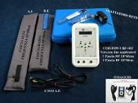 EUROAGE MagnetoTer. Alta-Bassa Frequenza Set Doppia Fascia HF+BF cod.0109-1 (Omaggio MiniMP3) Offerta Fino al 15-12